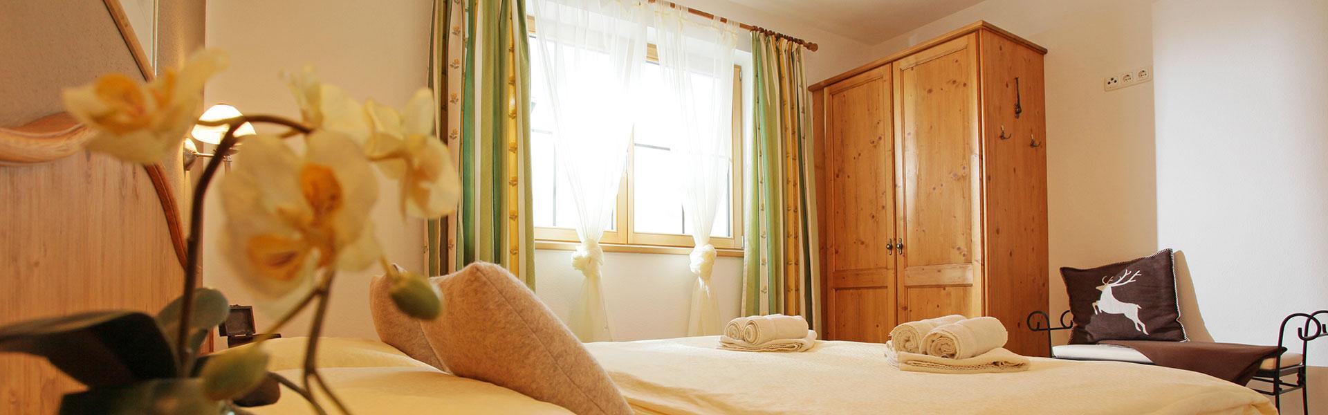 Familienfreundliche Appartements mit 2 großen Schlafzimmern