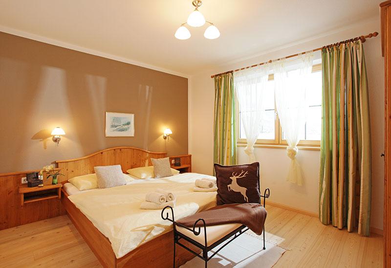 Schlafzimmer mit Atmosphäre – für erholsame Stunden