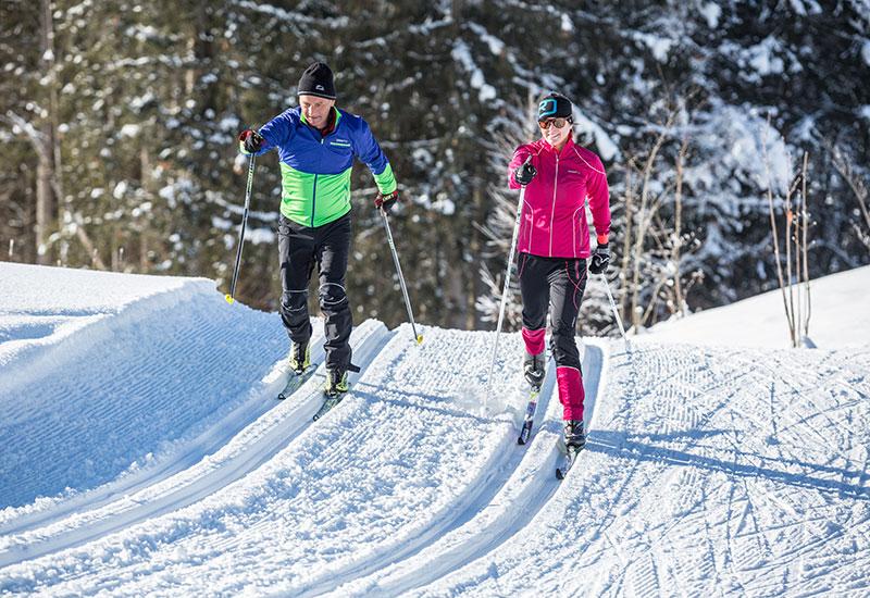 Skiwelt Appartements Landhaus Maria Elisabeth – bestens geeignet für Langläufer