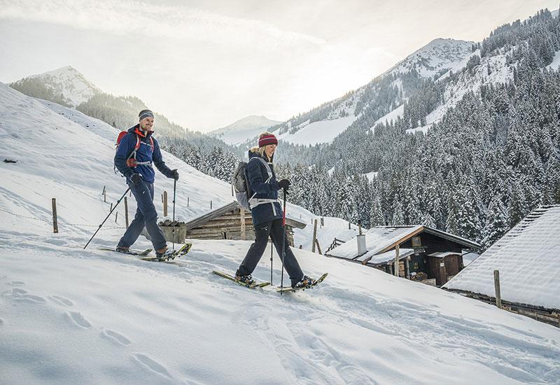 Skiwelt Appartements Landhaus Maria Elisabeth – ideal für Schneeschuhwanderer