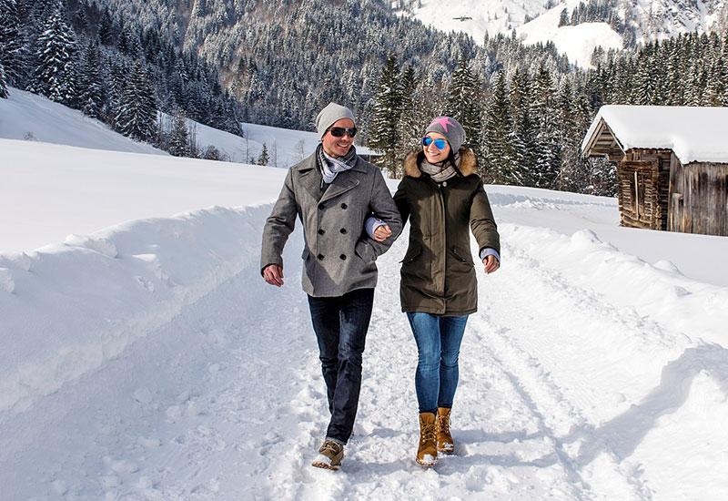 Skiwelt Appartements Landhaus Maria Elisabeth – perfekter Ausgangspunkt für Winterwanderer